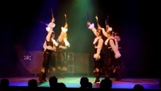 pirates of the caribbean dance - YouTube