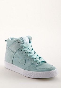 I just like these...  NIKE Dunk High AC Suede  www.frontlineshop.com