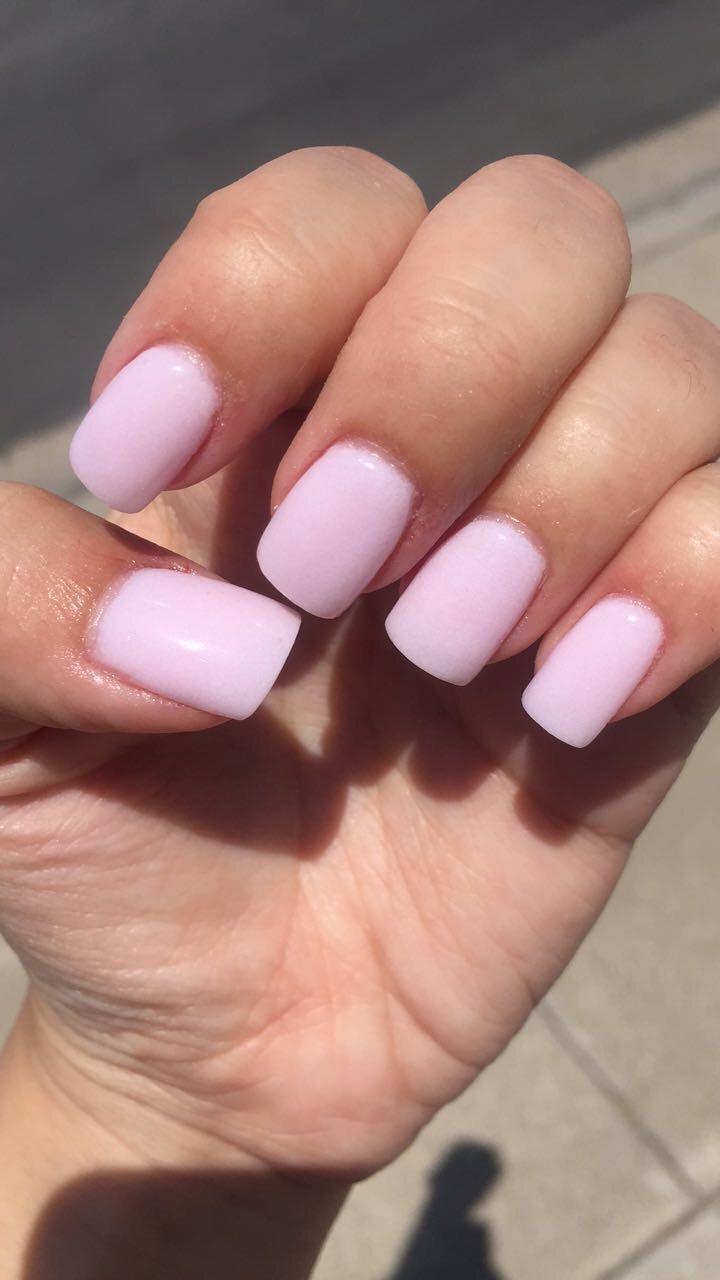 Powdered Gel Nails Design Vj Nails In Calgary Alberta: Pink Dip Powder Gel Nails
