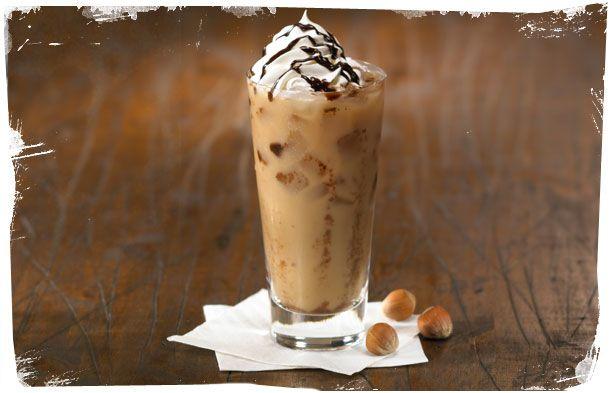 Vanilla Hazelnut Iced Coffee recipe | drinks/desserts-not yet posted ...