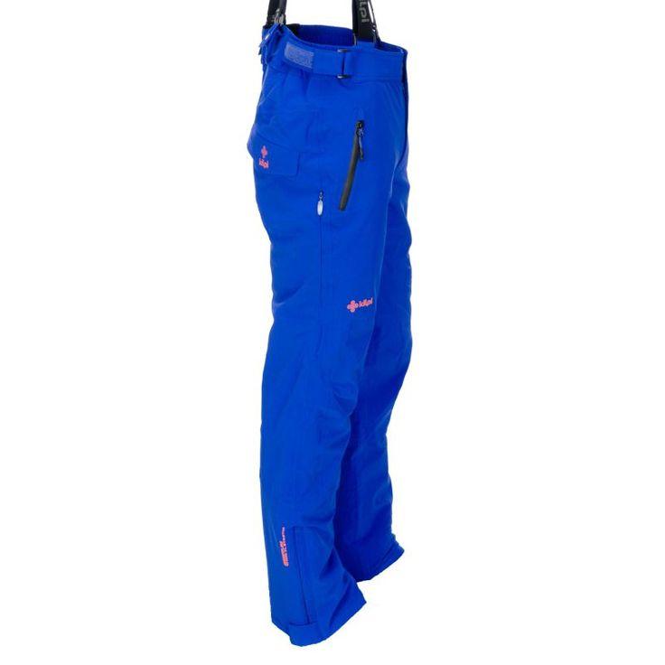 Kilpi, Sorsen stretch ski pants men, blue SkiWebShop.com