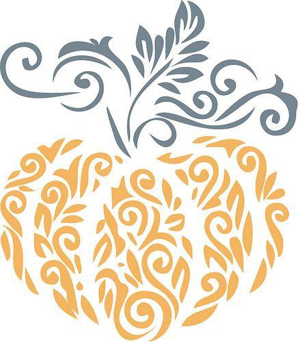 Fancy Pumpkin | The Craft Chop