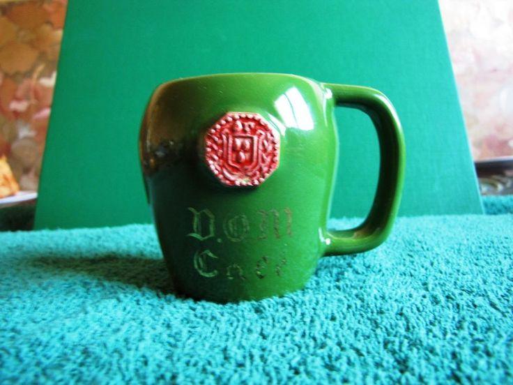tasses anciennes DOM café bénédictine SIPA France
