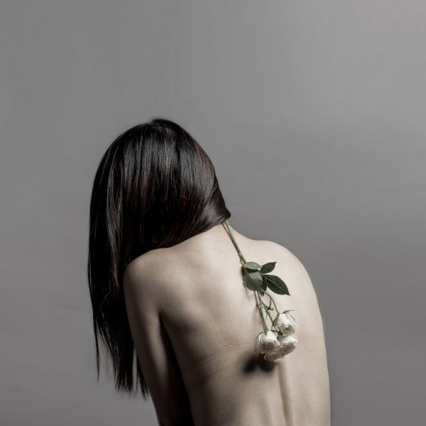 #Fine #Art #Photography Project 'De-Selfing' by Hsin Wang