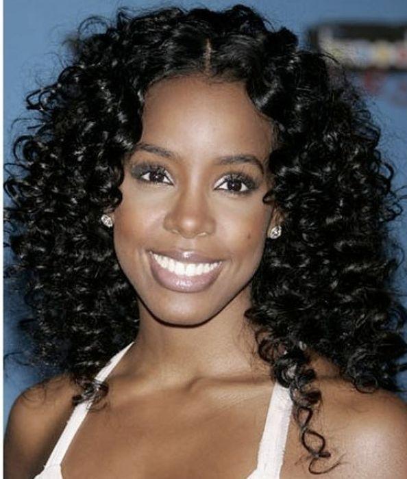 71 best Medium Length Hairstyles for Women images on Pinterest ...