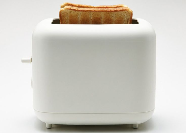 Naoto Fukasawa designs minimal kitchen appliances for Muji