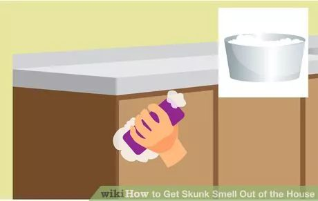 Image titled Get Skunk Smell Out of the House Step 16