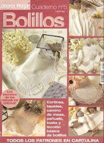 CUADERNO DE BOLILLOS 005 - Almu Martin - Picasa Web Album