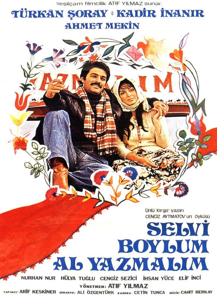 #4 Selvi Boylum Al Yazmalım (1978)