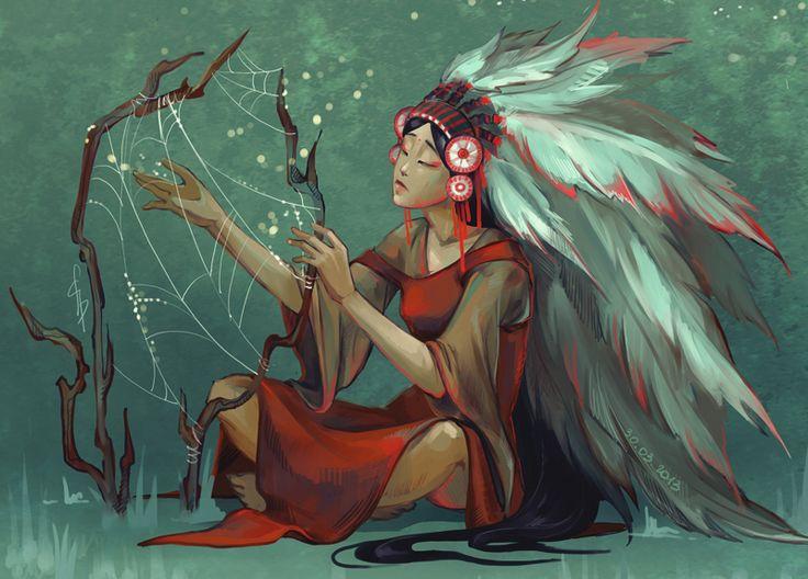 D0378 Дух леса