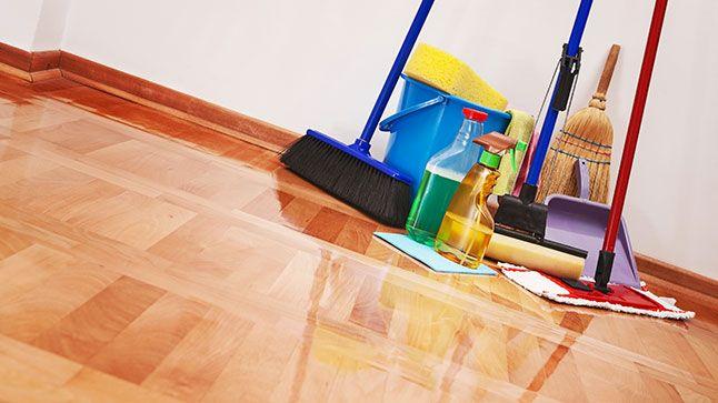 Trucs et astuces pour nettoyer le plancher