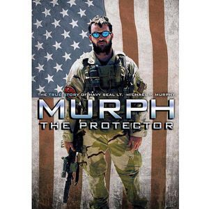 Murph: The Protector (Walmart Exclusive)  Lieutenant Michael P. Murphy was killed while trying to protect his Navy SEAL team. In 2007, he was posthumously awarded the Medal Of Honor for his bravery, the first ever given for combat in Afghanistan.