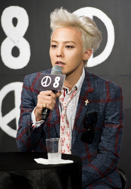 G-Dragon (Kwon Ji Yong ) ♡ #BIGBANG - SPACE 8