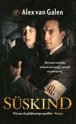 over de film Süskind is ook een boek uitgebracht. het boek is gebasseerd op de film.