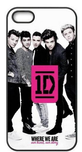harry styles collage one direction iPhone Case 5S by PAWERCASEBG