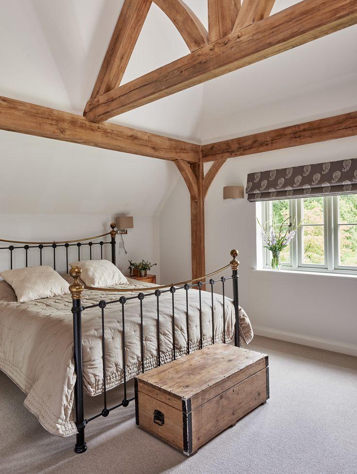 Manor Houses - Border Oak - oak framed houses, oak framed garages and structures.
