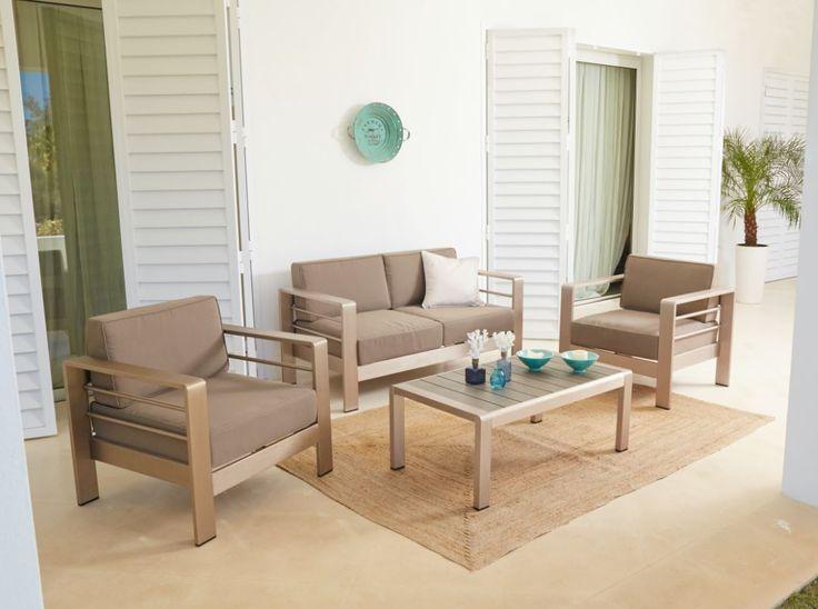 Mobiliario de terraza cheap mobiliario de terraza para for Mobiliario de terraza