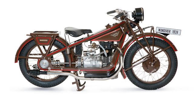 — Wanderer K-500<br />1928 г.