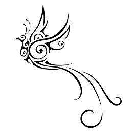 Tatuaggio di Uccello del paradiso, Bellezza, libertà tattoo - TattooTribes.com