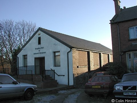 The Kingdom Hall of Jehovah's Witnesses, Ossett