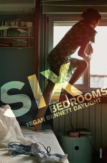 Six Bedrooms by Tegan Bennett Daylight.  Six Bedrooms is about growing up; about discovering sex; and about coming of age. Full of glorious angst, embarrassment and small achievements. Hot afternoons on school ovals, the terrifying promise of losing your virginity, sneaking booze from your mother's pantry, the painful sophistication and squalor of your first share house, cancer, losing a parent. Tegan Bennett Daylight's powerful collection captures the dangerous terrain of becoming adult.