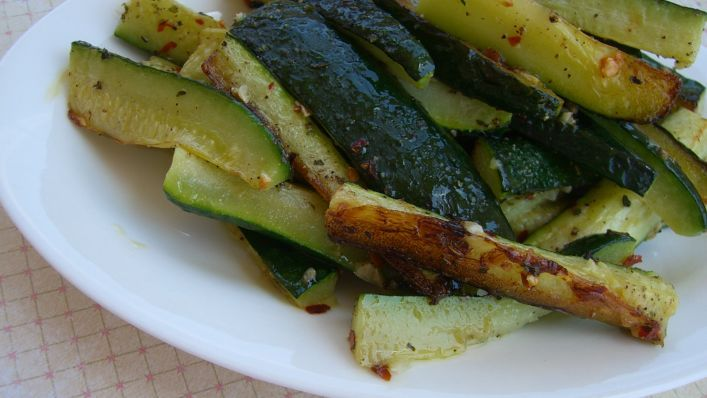 Make and share this Roasted Zucchini recipe from Genius Kitchen.