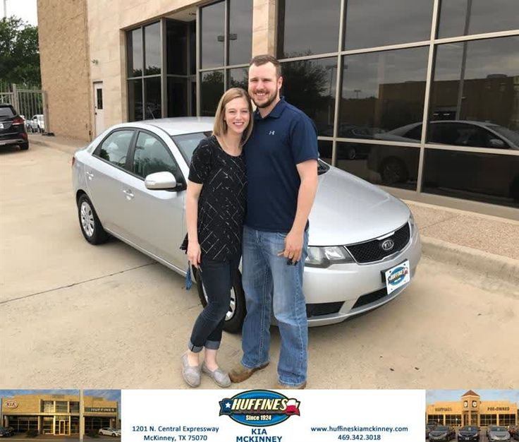 Congratulations Ramdell & Erin on your #Honda #Accord Sdn from Tony McCloud at Huffines KIA McKinney!  https://deliverymaxx.com/DealerReviews.aspx?DealerCode=YTEE  #HuffinesKIAMcKinney