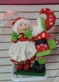 Esta es la colección de patrones y moldes de muñecos de navidad que EcoArtesanias te trae para la navidad 2015-2016. Los principales motivos y diseños de esta colección comprenden: - Muñeco de nieve - Papa Noel - Mama Noela - Renos - Pingüino