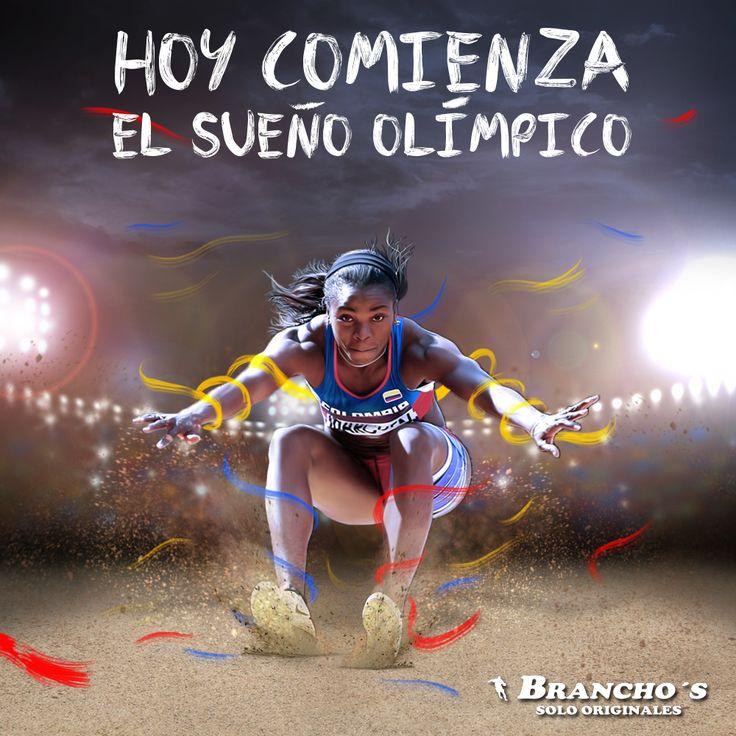 OLIMPICOS COLOMBIA