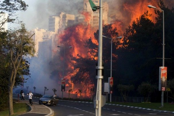 Israel arrests at least 12 on suspicion of arson in connection with massive fires - The Washington Post
