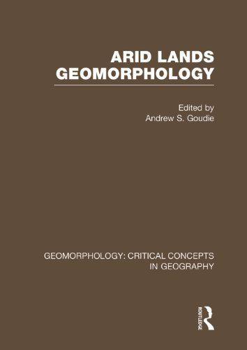 geomorphology thesis