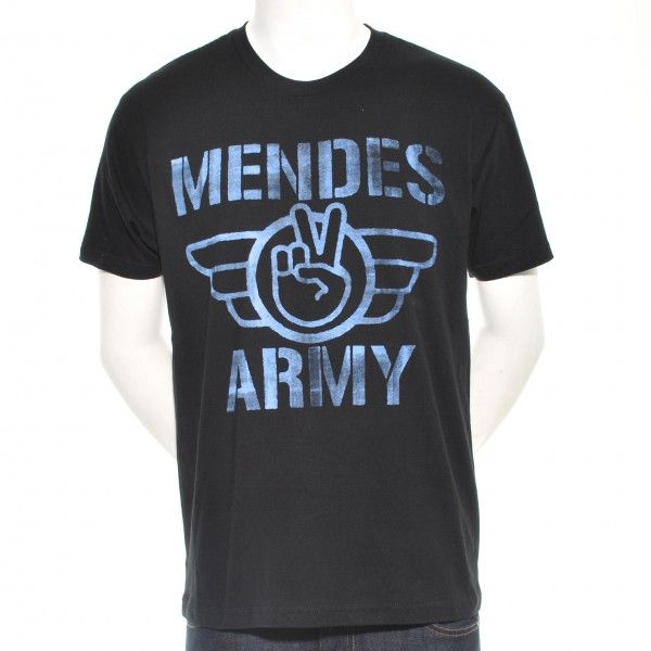 Mendes Army T-Shirt - Apparel