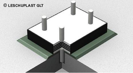 Suporţi elastomerici armaţi cu oţel - http://www.hidroplasto.ro/suport-poduri.html