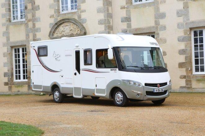 Photos camping-car Integral RAPIDO Série 8 891 F