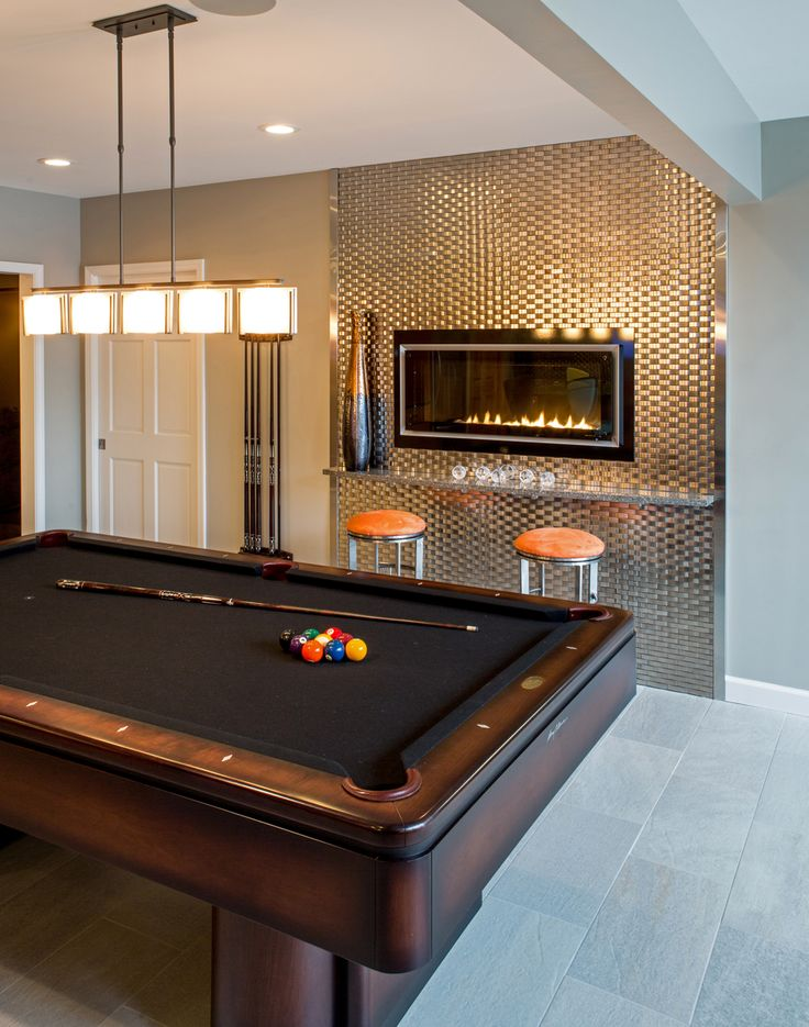 Finishing your basement can add value to