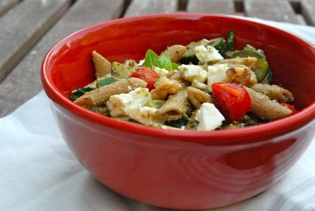 one-pot pasta salad