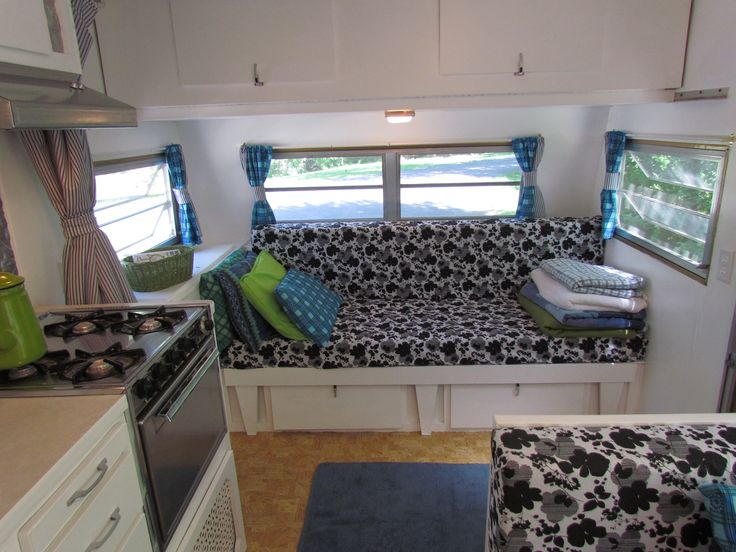 Our 1979 holiday rambler free spirit cub happy campers for Rambler kitchen remodel ideas