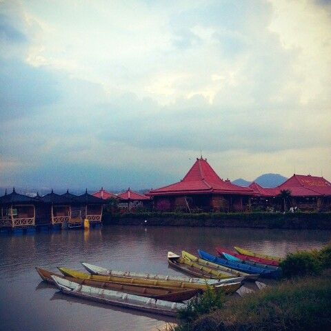 Rawa Pening - Salatiga Central Java Indonesia