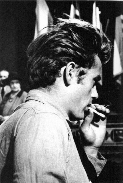 James Dean king of cool