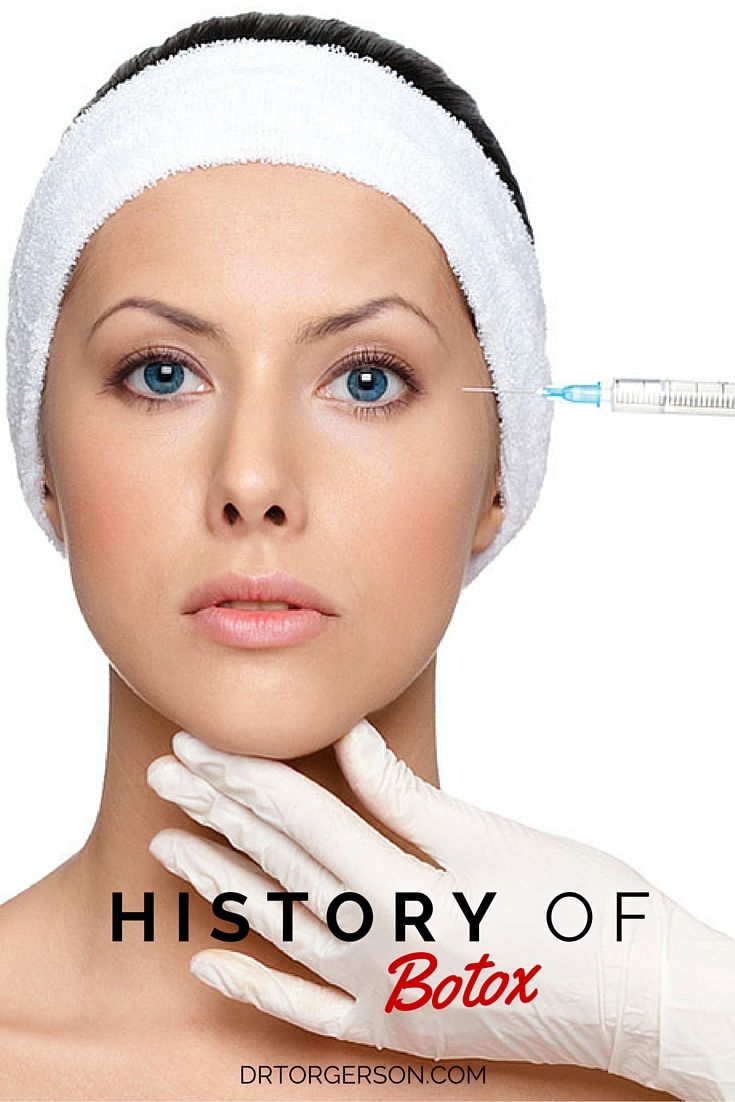 History of Botox Botox injections have become so popular, that they are now the most common cosmetic procedure conducted in facial cosmetic clinics across North America. Read All About History Of Botox: http://drtorgerson.com/non-surgical-procedures/botox-toronto/history-of-botox/ #botox #dermalfillers #rejuvenation #rejuvenate #facecare #facialrejuvenation #cosmeticsurgery #nonsurgical