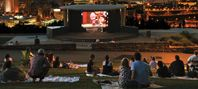 Free- Citiparks | Cinema in the Park - Pittsburgh, PA, nights vary, movies start at dusk.