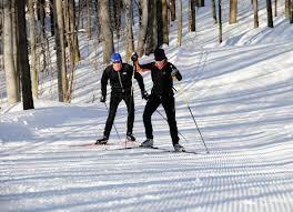 Push Yourself and Your Limits.  Hardwood Ski and Bike #getyourskion