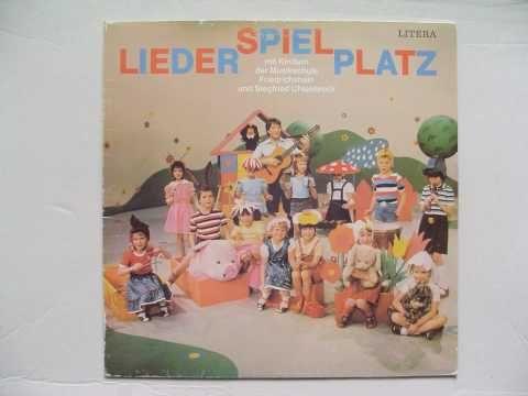 Kinder, die Musik erklingt