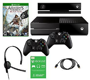 XboxOne Console wAssassins Creed IV  Extra Controller