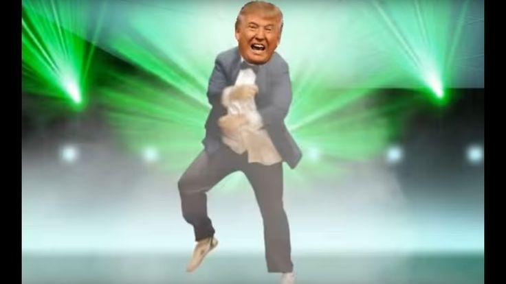 Wow watch: Donald Trump Gangnam Style! After Winning after winning Election 2016  New York  Donald Trump Election night 2016 Donald Trump Election night 2016 Victory Speech US President TRUMP VICTORY 2016  donald trump Democratic  trump's twee republican trump won great again trump wife election poll  Trump's white Democrat Comey white house trump victory trump's victory speech  michelle obama vote election night Trump won 2016 Election Donald Trump Elected President  Donald Trump Hillary…