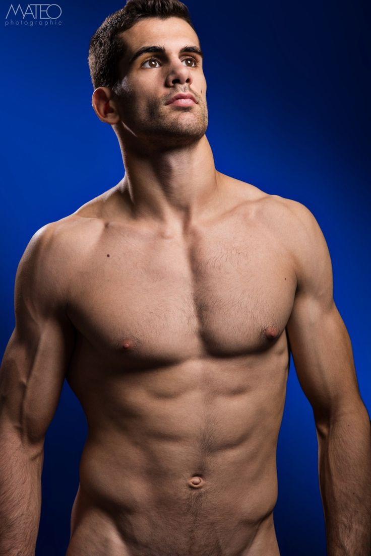 Skinny naked male-8003