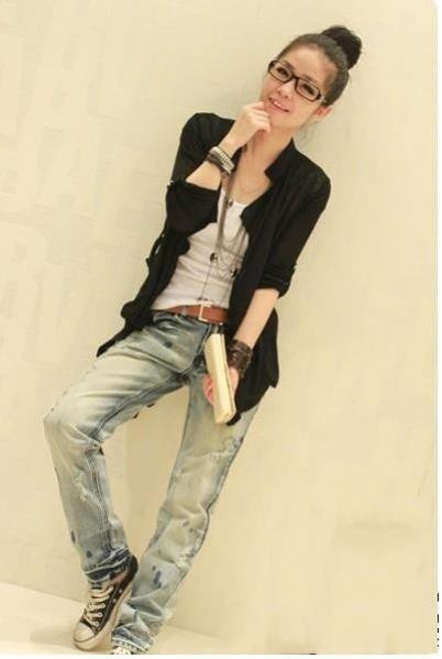 Pin Korean Tomboy Fashion On Pinterest