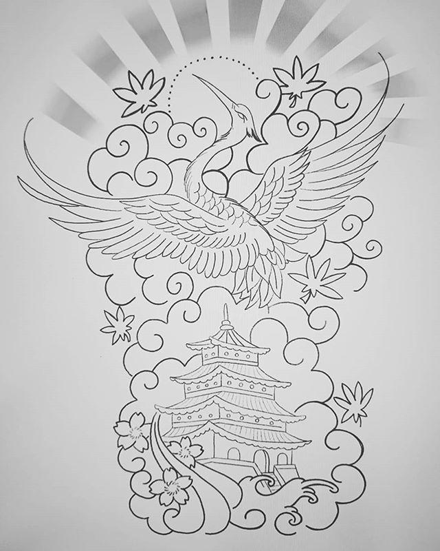 Japanese Inspiration Inkstinct Japanese Cloud Tattoo Japanese Tattoo Japanese Tattoo Designs