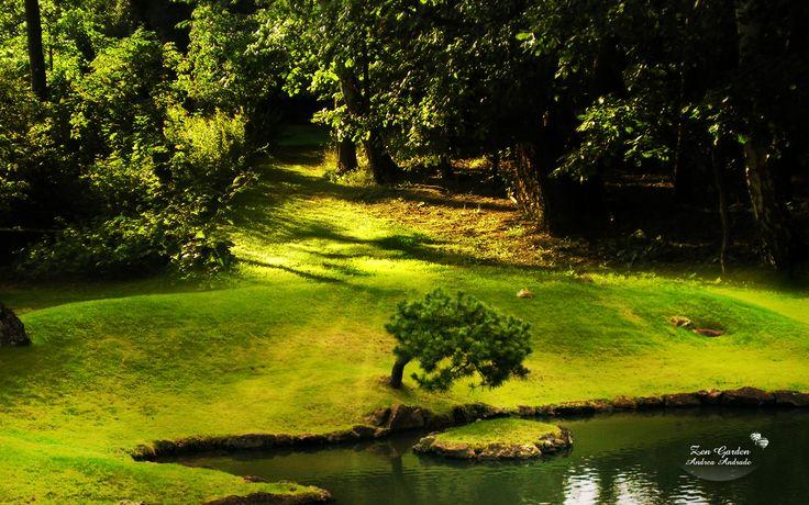 Mejores 57 im genes de jard n zen en pinterest jardines for Jardines japoneses zen