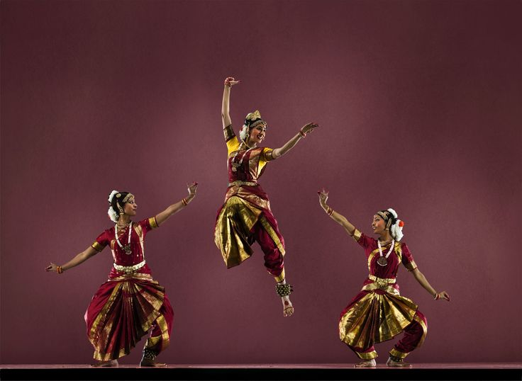 Bharatanatya, a South Indian classical dance form, derives its name from bha for bhava (mime and physical expression), ra for raga (song), tha for thalam (rhythm), and natyam (dance). Ancient story claims it originated with Lord Shiva, and ancient artworks show how it developed and flourished in the temples of Tamil Nadu in southern India over 2000 years ago. Traditionally, young maidens called devadasis (servants of God) danced this form in praise and prayer, and to tell ancient Hindu…